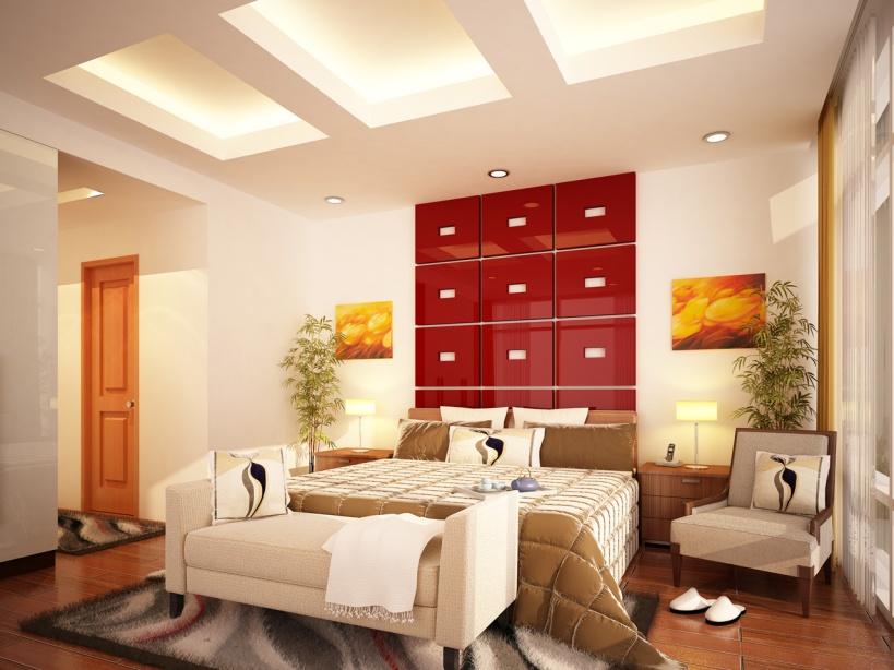 3BR Master's Bedroom