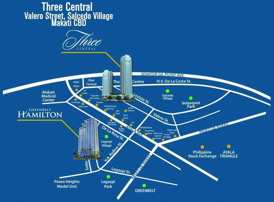 Three Central Hamilton Condo